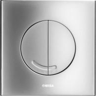 Кнопка слива инсталляций Wisa XS Argos DF матовый хром 8050.414631