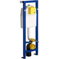 Система инсталляции для унитазов Wisa Exellent XS WC 90/110 мм угловая