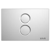 Кнопка слива инсталляций VitrA 740-0486 хром